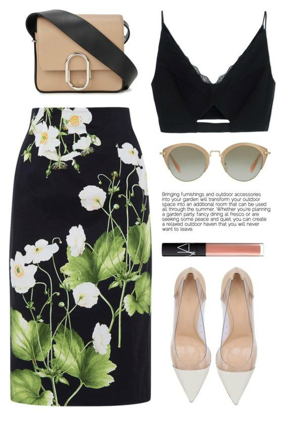 Tropical Polyvore Combos You Will Love To Wear 4