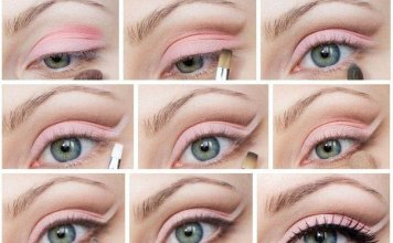 Easy Makeup Tutorials That Will Help You When You Are Running Late