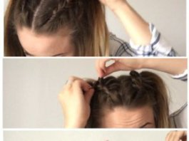 Double Bun Hair Tutorials For A Futuristic Look