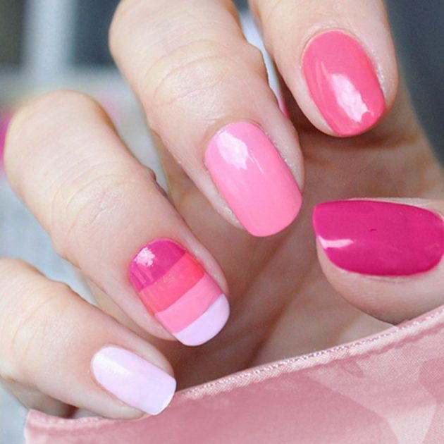15 Pink Nail Designs That Will Make You Glamorous