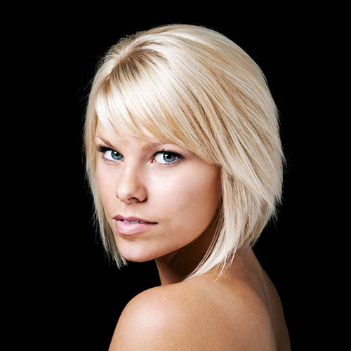 9 Shaggy Bob Haircut For Thick & Thin Hairs