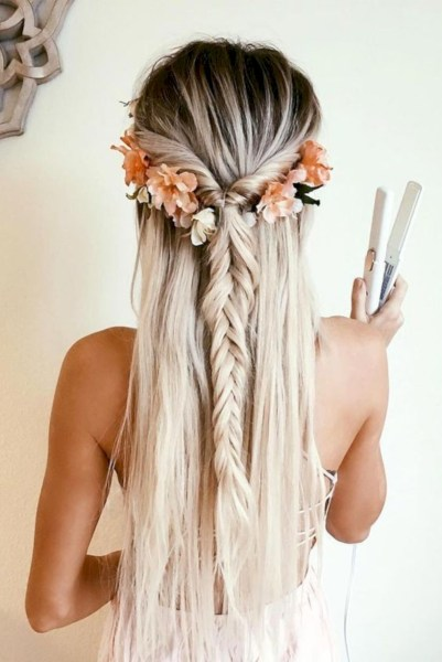 Bohemian Hairstyle Ideas Every Girl Should Try