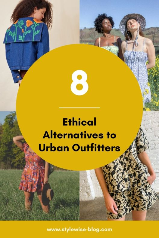 ethical and sustainable alternatives to urban outfitters