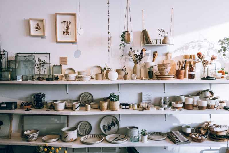 thrift shopping sustainable ethical - notes from a thrift shop manager