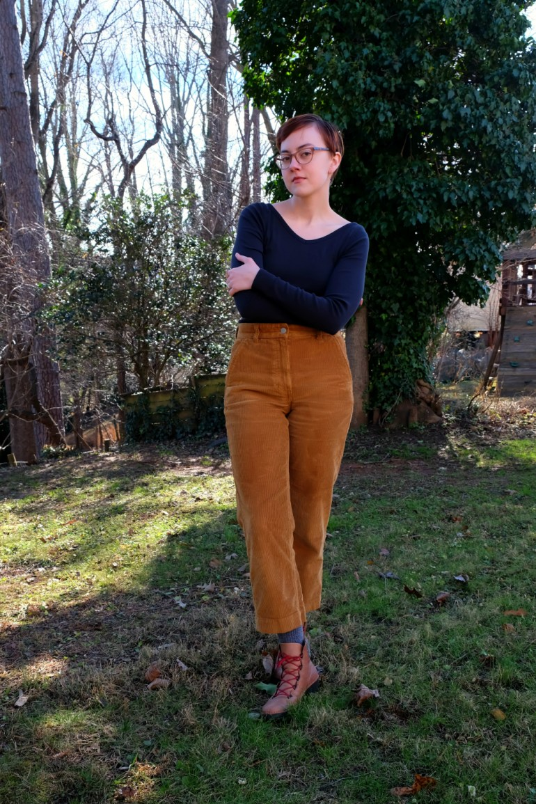 everlane pima rib knit review stylewise-blog.com