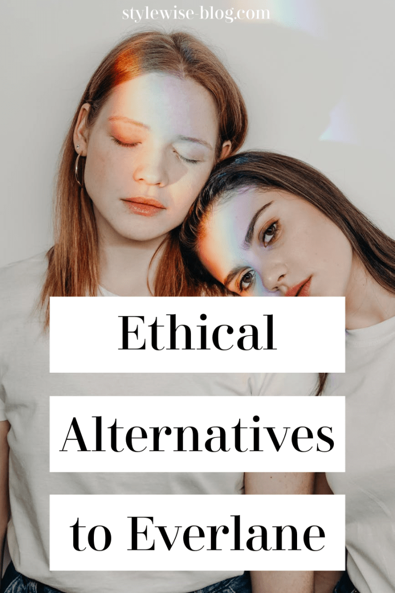 ethical alternatives to everlane