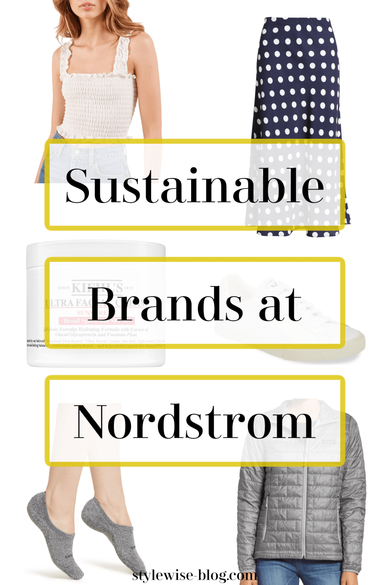 sustainable brands nordstrom anniversary sale