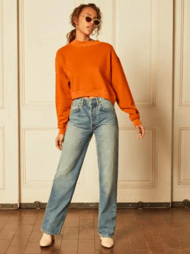 ethical alternatives to H&M - Boyish Jeans