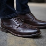 US Polo Leather Dress Boots