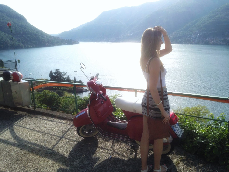 Italy By Vespa