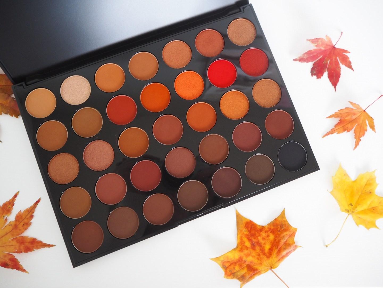 Autumn Make Up Favourites