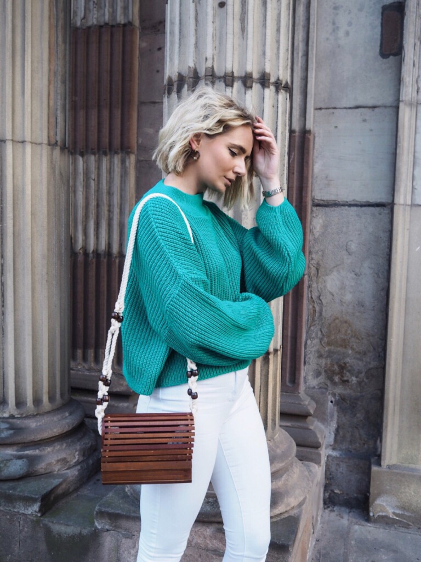 spring jumpers, fashion blogger, in the style jumper