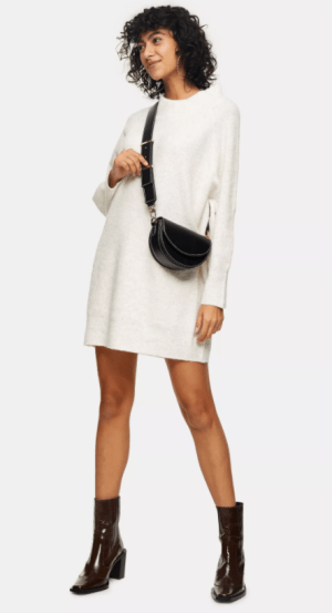 Super Soft Oversized Knitted Dresss