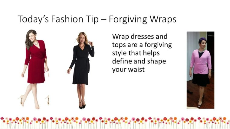 wrap style tip