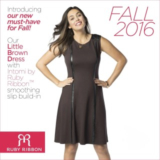 FALL.16.FB.800x8006 - Fall 2016 Little Brown Dress