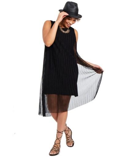 cute black dress summer