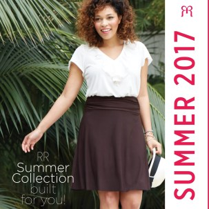 ruffle top flip skirt (3)