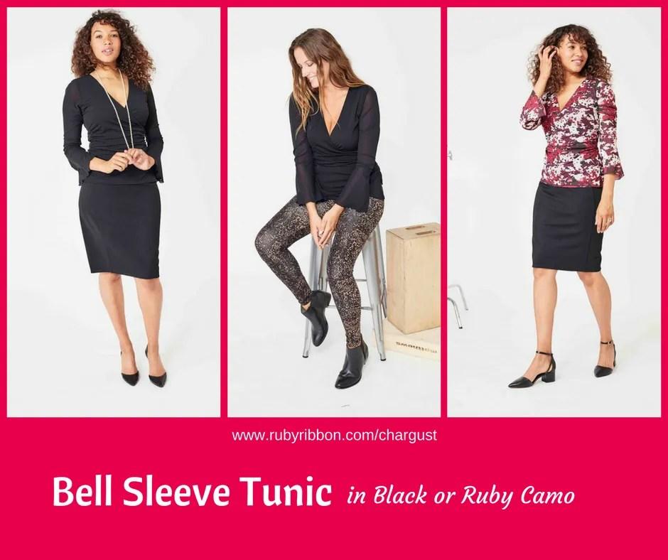 Bell Sleeve Tunic