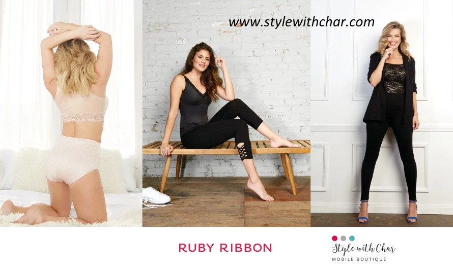 What types of products does Ruby Ribbon offer?