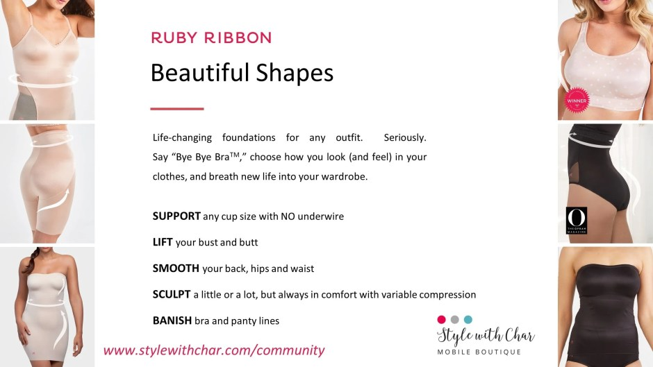 990dea35af68b What are the benefits of Ruby Ribbon shapewear