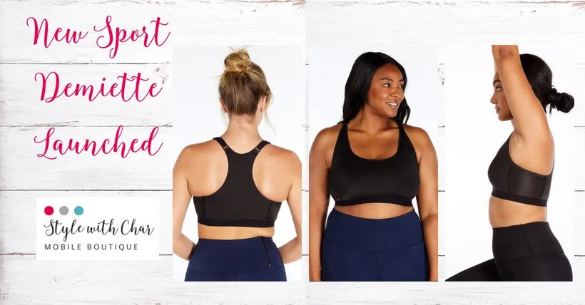 Ruby Ribbon enters sports bra market with new Sports Demiette