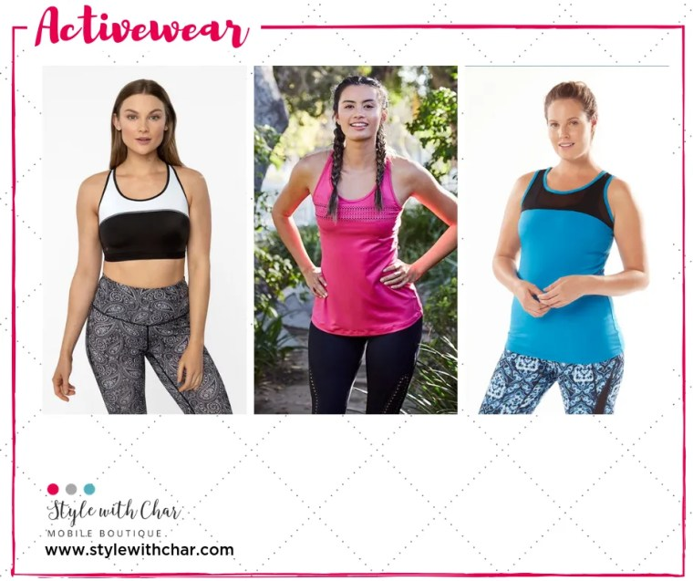 Activewear from Style with Char