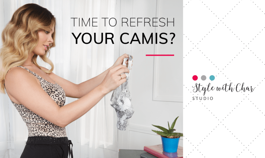 Is it time to refresh your Ruby Ribbon cami?
