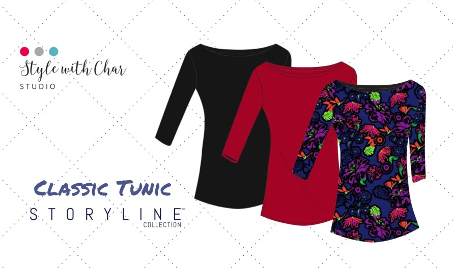 How to Style the Classic Tunic from Storyline Collection