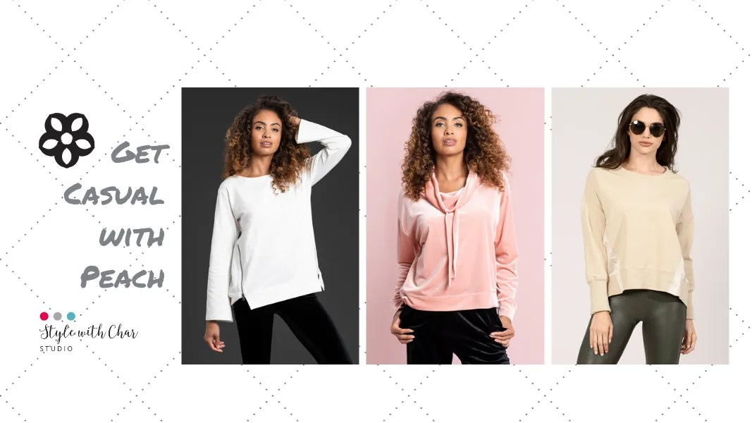 Casual Sweatshirts from Peach