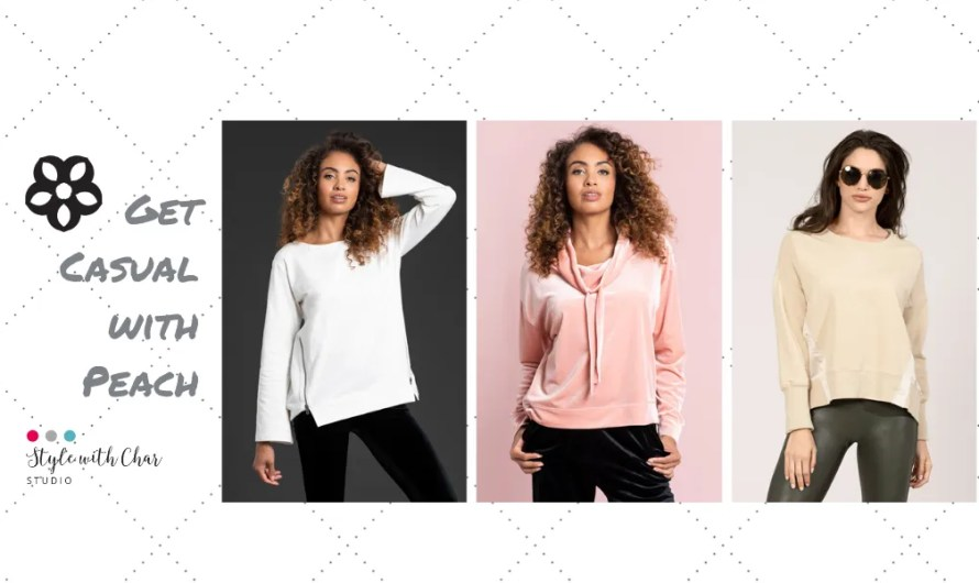 "3 Sweatshirts that don't really look like ""sweatshirts"""