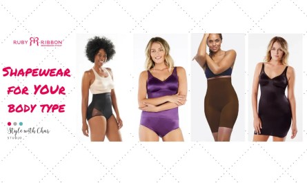 Shapewear for your body type