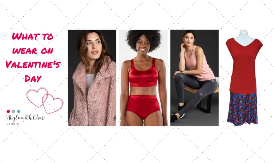 What to wear for Valentine's Day