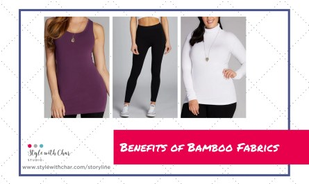Benefits of bamboo fabrics