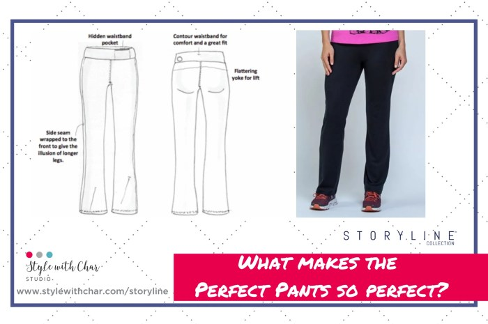What makes the Perfect Pants so perfect?
