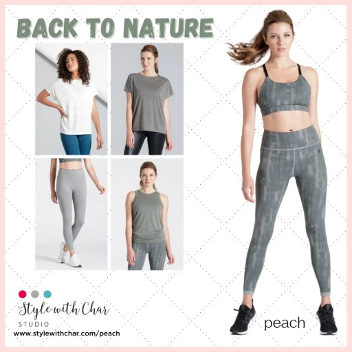 New Arrivals from Peach with back to nature theme