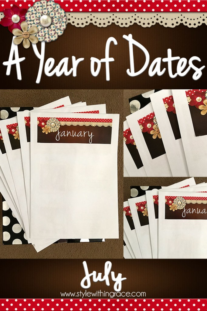 A Year of Dates (July)