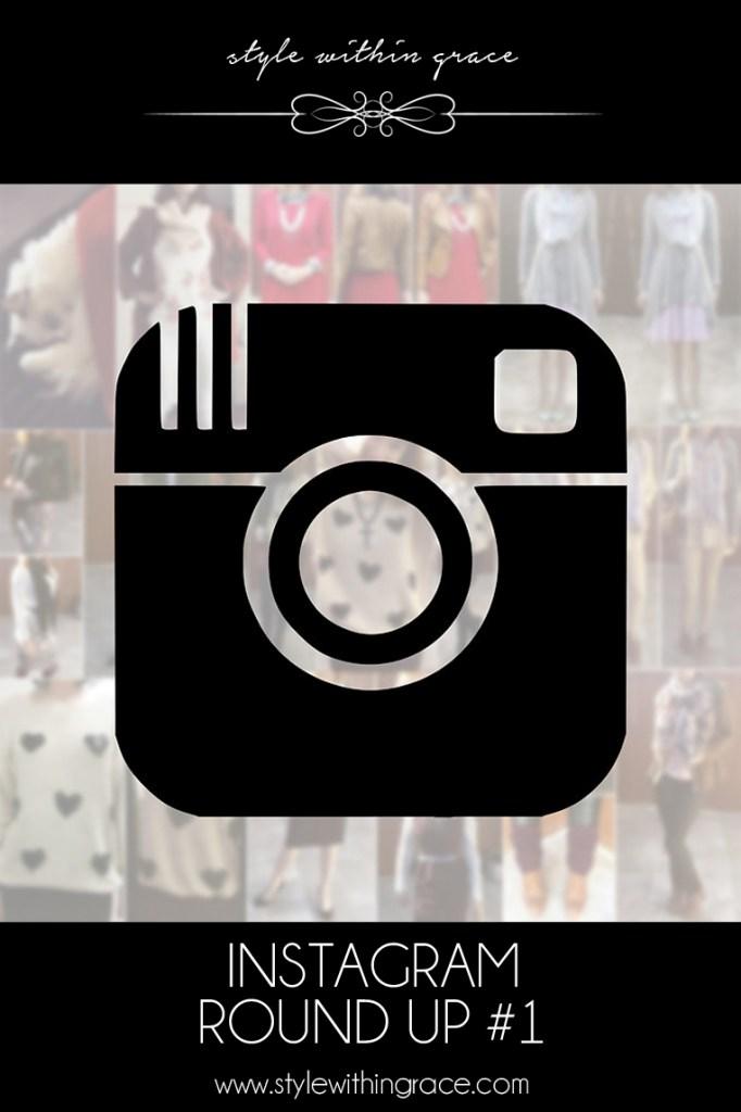 Instagram Round Up #1 (August 2016)
