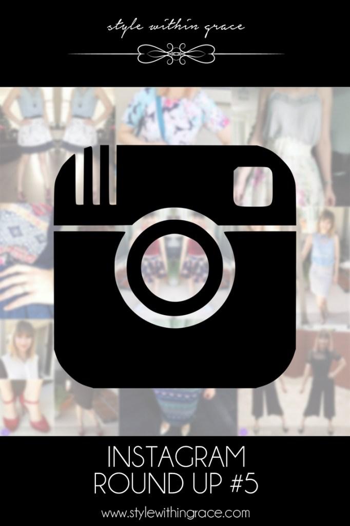 Instagram Round Up #5 (Darecember 2016)