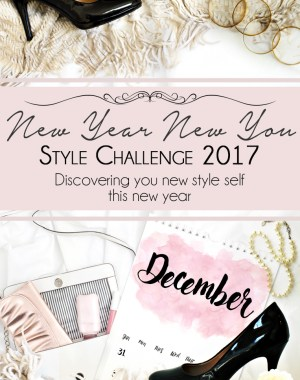 New Year New You Style Challenge Dressember
