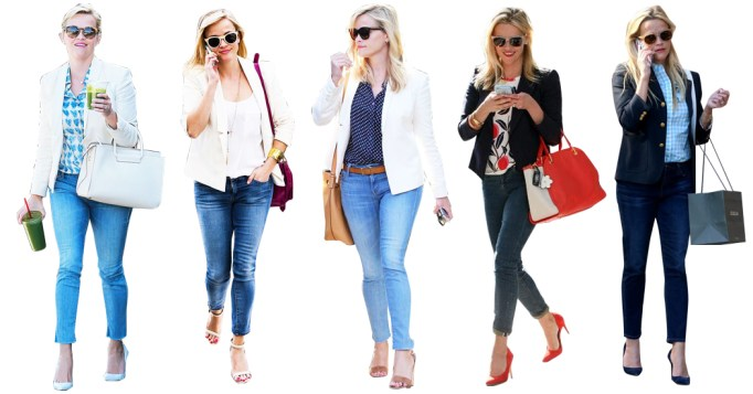 Reese Witherspoon Style Uniform
