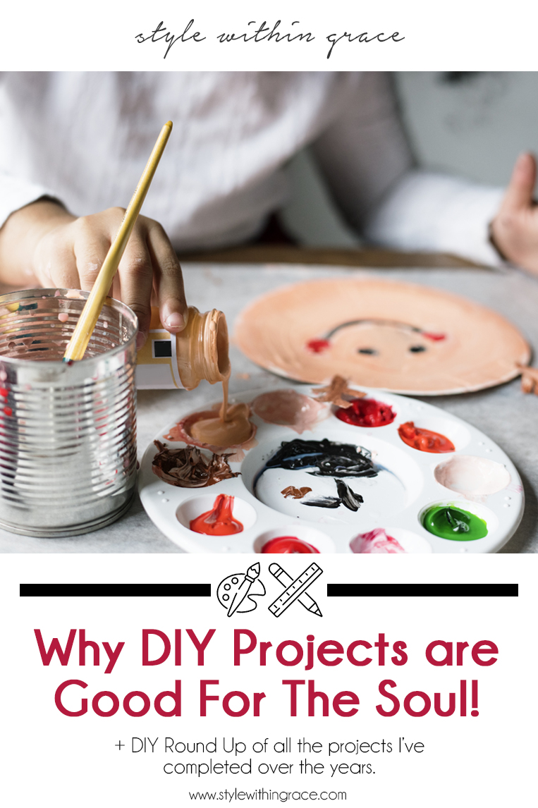 DIY Projects Pinterest Graphic
