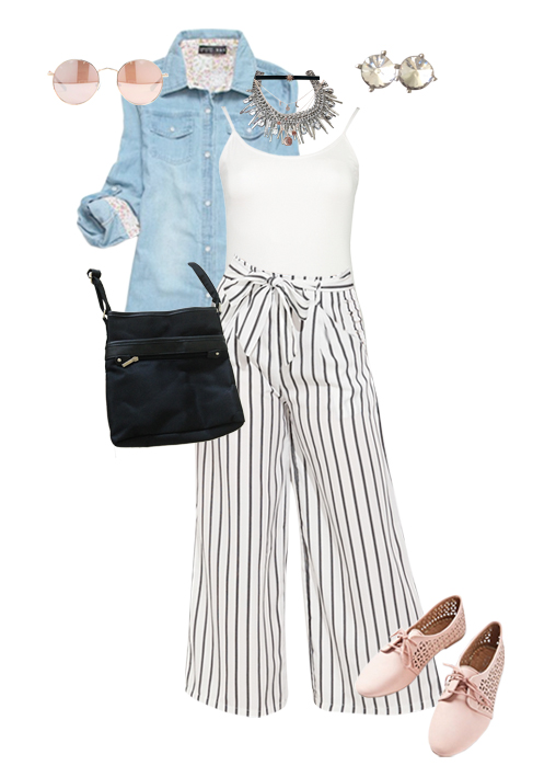 Melbourne Packing List Outfit 4