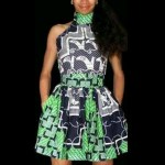 ankara short dresses styles 2016