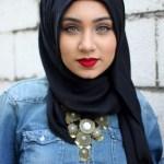 Hijab Scarf Style Fashion For Muslim 2016