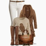 Casual Chic Outfit for winter 2016