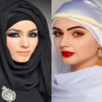 summer stylish hijab  2016 2017 Trends