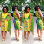 ankara dress designs for weddings 2016