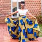 ~  ~Fashion Trends Ankara Skirts ~  ~