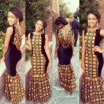 long ankara gown styles 2016 trends