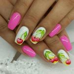 trends top nail art  2016 stylish